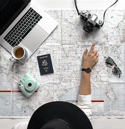 Ser agente de viajes VAV